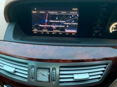 used Mercedes S320  S ClassCDi 4dr Auto