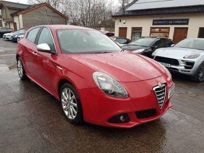 used Alfa Romeo Giulietta 1.4 MULTIAIR VELOCE TB 5DR