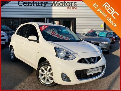 used Nissan Micra 1.2 ACENTA 5d - BLUETOOTH