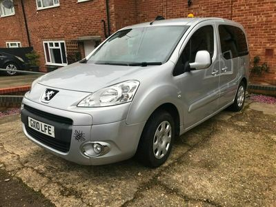 used Peugeot Partner Tepee 1.6 HDi 75 S 5dr