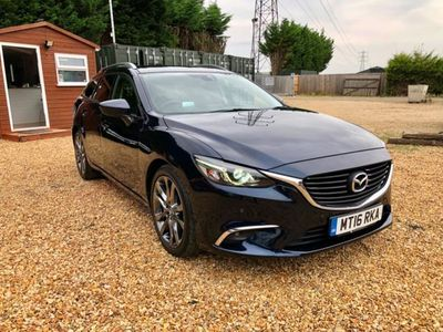 used Mazda 6 2.2d [175] Sport Nav 5dr Auto/Very Low mileage/6Month Warranty