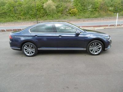 used VW Passat 2017 Newcastle Upon Tyne 2.0 Tdi Scr 190 Gt 4Dr Dsg [Panoramic Roof]