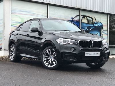 used BMW X6 X6xDrive30d M Sport Coupe diesel estate