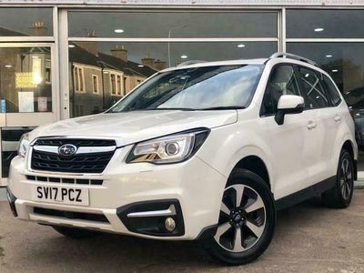 used Subaru Forester 2.0i XE Lineartronic 4WD (s/s) 5dr EyeSight