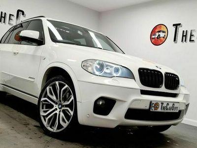 used BMW 502 X5 3.0 XDRIVE40D M SPORT 5dBHP 0% DEPOSIT FINANCE AVAILABLE!