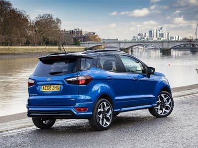 used Ford Ecosport 1.5 Ecoblue 125 St-Line 5Dr