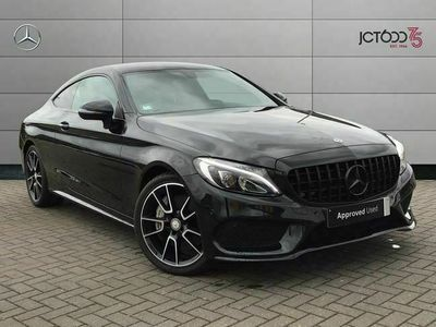 used Mercedes C43 AMG C Class4Matic 2dr Auto amg coupe