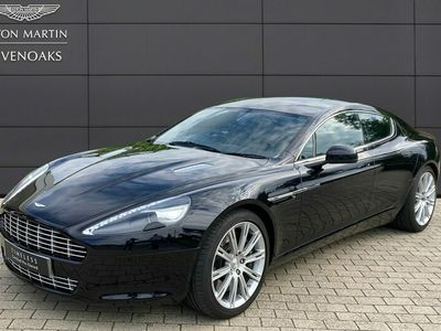 used Aston Martin Rapide V12 4dr Touchtronic Auto Saloon 2012