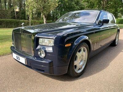used Rolls Royce Phantom EWB 6.8 4dr