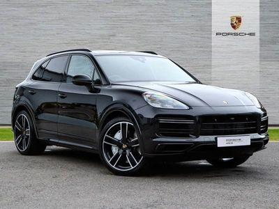 used Porsche Cayenne Turbo 5dr Tiptronic S 4.0