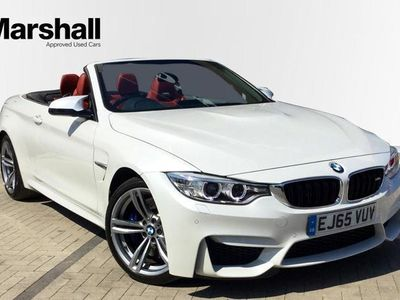 used BMW M4 2dr DCT