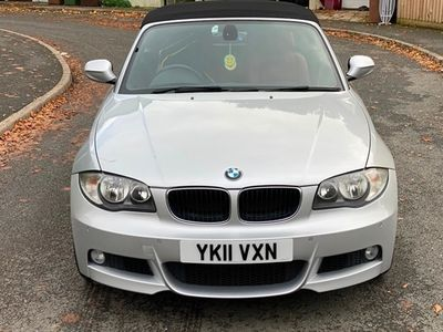 used BMW 118 1-Series Convertible d M Sport 2d