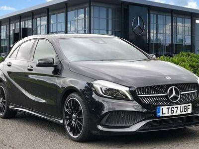 used Mercedes A160 A CLASS HATCHBACKAMG Line Premium Plus 5dr