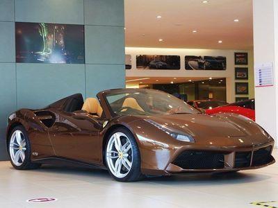 used Ferrari 488 SPIDER - 70th Anniversary Collection 3.9 2dr