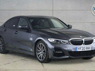 used BMW 320 3 Series d MHT M Sport 4dr Step Auto Saloon 2020