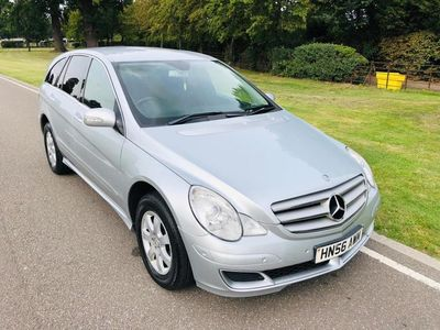 used Mercedes R320 R Class 3.0CDI SE 7G-Tronic 5dr