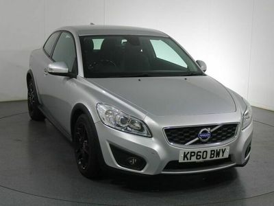 used Volvo C30 1.6 D2 SE 3d 113 BHP 2 LADY OWNERS with 9 Stamp HISTORY