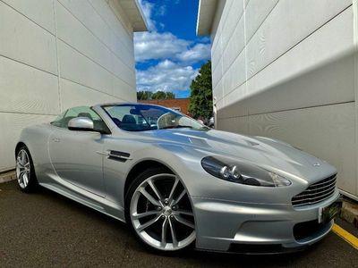 used Aston Martin DBS V12 VOLANTE 6.0 2dr