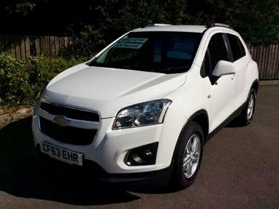 used Chevrolet Trax 1.6 LS 5dr