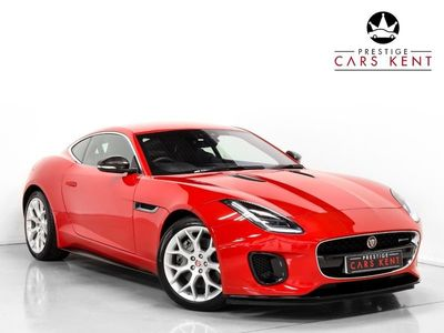 used Jaguar F-Type F TYPE 2019 OrpingtonCOUPE R-Dynamic