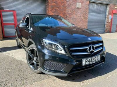 used Mercedes GLA200 Gla Class 2.1AMG Line 7G-DCT 4MATIC (s/s) 5dr