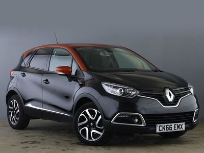used Renault Captur Crossover 1.3 Tce (130BHP) Iconic (S/S)