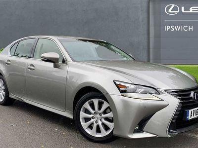 used Lexus GS300h 2.5 Executive Edition 4dr CVT
