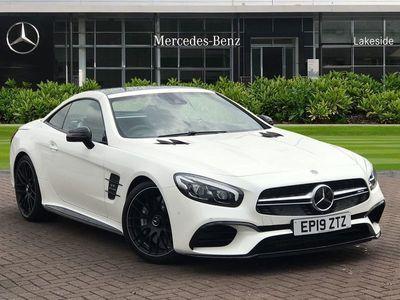 used Mercedes SL63 AMG SL CLASS 2019 GraysAMG