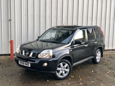 used Nissan X-Trail 2.0 dCi Aventura 5dr