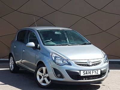 used Vauxhall Corsa 1.4 Sxi 5Dr