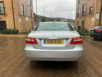 used Mercedes E200 E Class 2.1CDI BlueEFFICIENCY SE 4dr