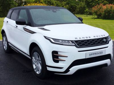 used Land Rover Range Rover evoque 2.0 D180 R-Dynamic S 5Dr Auto