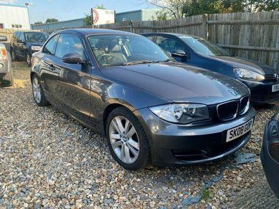 used BMW 120 Coupé 1 Series 2.0TD d SE 2d