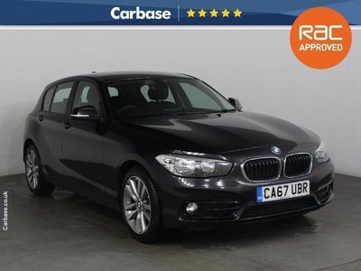 used BMW 118 1 Series i [1.5] Sport 5dr [Nav]