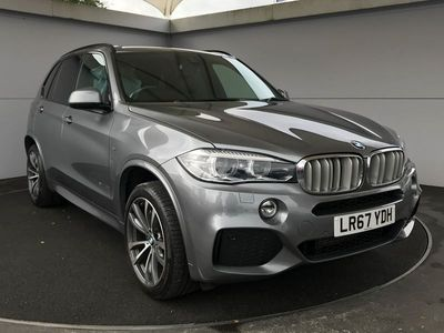 used BMW X5 XDRIVE40D M SPORT Automatic 5-Door