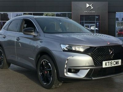 used DS Automobiles DS7 Crossback 2.0 BlueHDi Performance Line 5dr EAT8 Diesel Auto