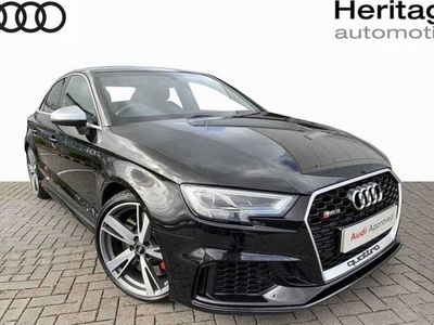 used Audi RS3 RS3 2.5 TFSIQuattro 4dr S Tronic