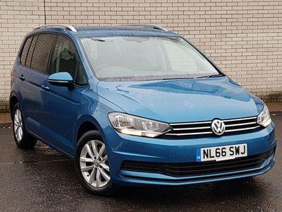 used VW Touran 1.6 Tdi 115 Se 5Dr Dsg