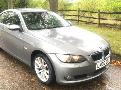 used BMW 325 3 Series 3.0 i SE 2dr