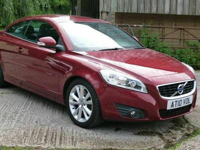 used Volvo C70 2.4 D5 SE Lux Geartronic 2dr