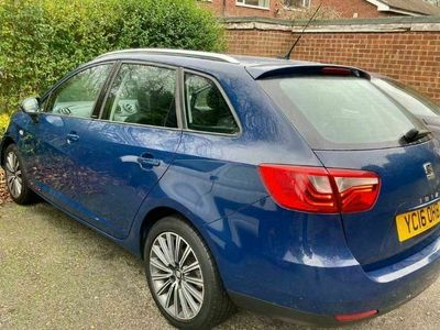 used Seat Ibiza ST 1.2 TSI Connect 5dr
