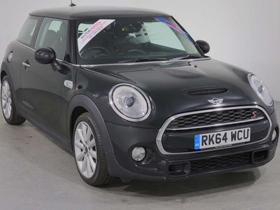 used Mini Cooper S Hatch 2.0(s/s) 3dr Hatchback 2014