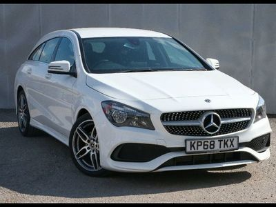 used Mercedes CLA200 CLAAmg Line Edition 5Dr