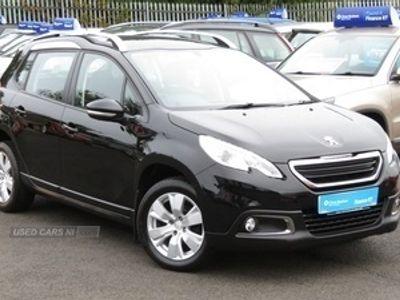 used Peugeot 2008 DIESEL ESTATE 2015