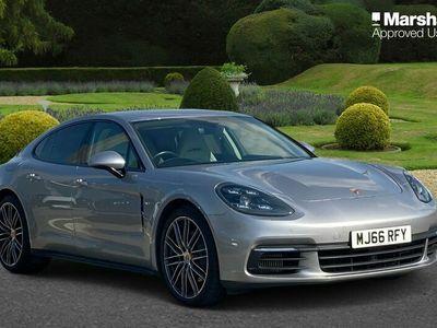 used Porsche Panamera 4.0 V8 4S 5dr PDK