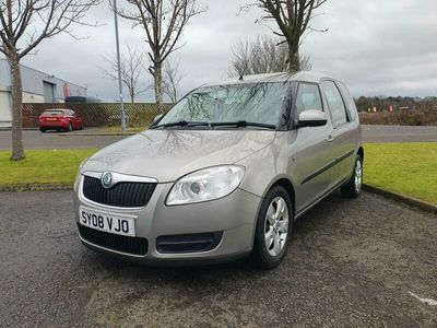 used Skoda Roomster Hatchback 1.4 TDI PD (80bhp) 2 5d