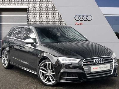 used Audi A3 S3 TFSI Quattro 5dr S Tronic Hatchback 2017