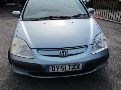 used Honda Civic 1.6 i-VTEC SE Executive 5dr Auto