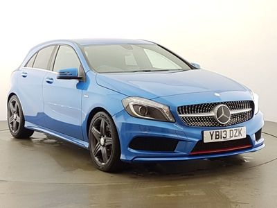 used Mercedes A250 A ClassBlueEFFICIENCY Engineered by AMG 5dr Auto hatchback 2013