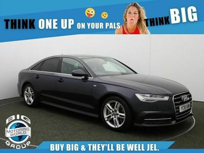 used Audi A6 TFSI QUATTRO S LINE for sale | Big Motoring World